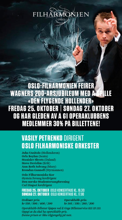 Tilbud fra Filharmonien