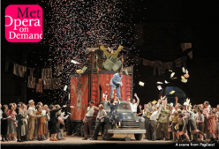 Fra Pagliacci Foto: Metropolitan Opera House