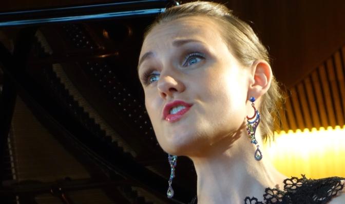 Sommer på Operaen og Caroline….. !