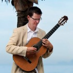 Marius Noss-Gundersen, gitar Foto: operatilfolket.no