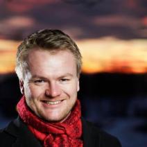 Sigmund Aasjord, baryton Foto: Opera til folket