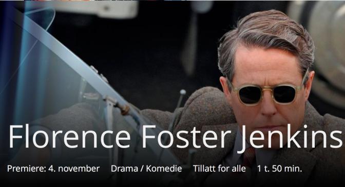 Filmen om Florence Foster Jenkins