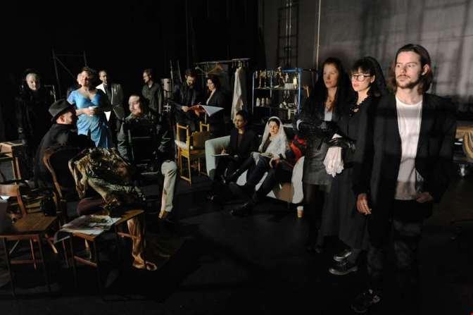 Operahøyskolens studenter gjester Operaens Scene2