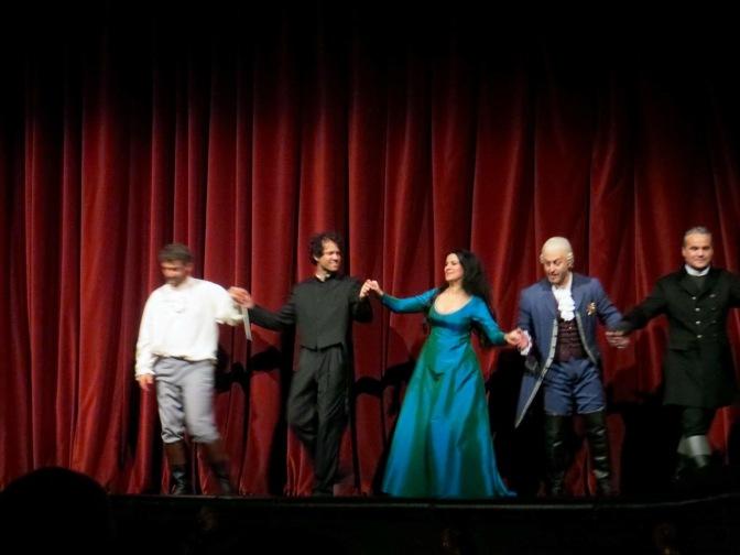 Eivind Gullberg Jensen har debutert på Wiener Staatsoper