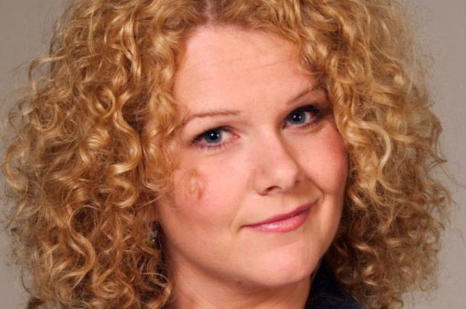 Portrettet:  Birgitte Christensen, sopran