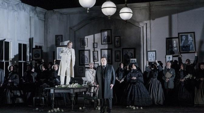 «Lucia di Lammermoor» er vår neste forestilling