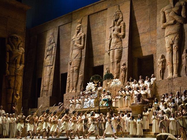 Opera fra «The Met» på Gimle kino, sesongen 2018-2019