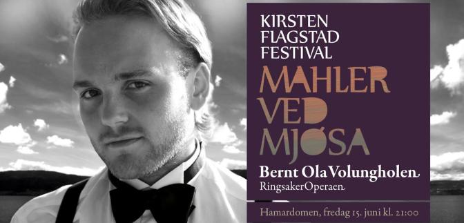 Mahler  ved Mjøsa