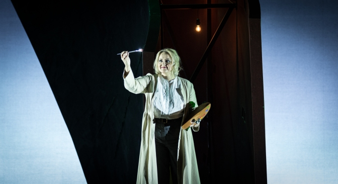 Elisabeth Teige og Jens-Erik Aasbø – Månedens portrett i Operaklubben