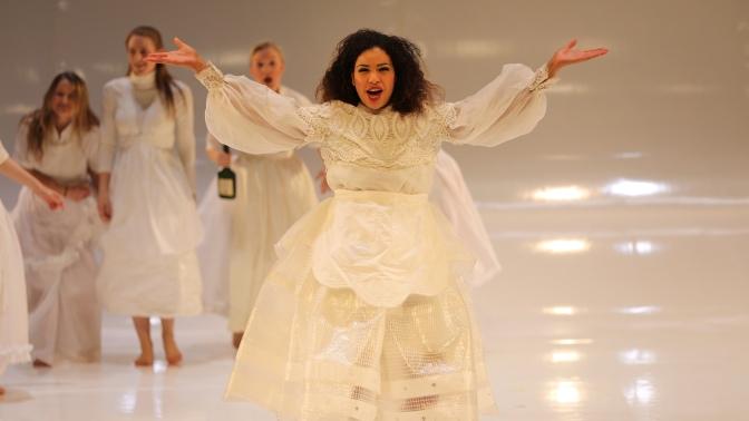 Operaklubbens arrangement etter Elskovsdrikken lørdag 12. januar 2019
