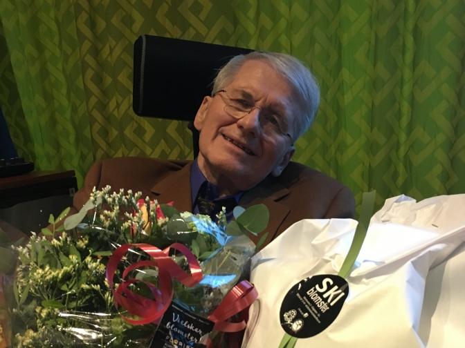 Petter Maus: Operaklubbens første æresmedlem