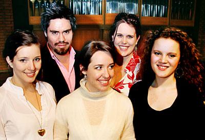 Portrettet, Rita, finalister